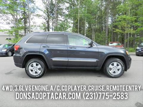 2013 Jeep Grand Cherokee for sale in Cadillac, MI