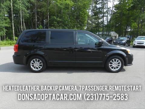 2013 Dodge Grand Caravan for sale in Cadillac, MI