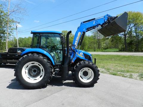 2015 New Holland T4.90   4X4 W/Only 60 Hours for sale in Cadillac, MI