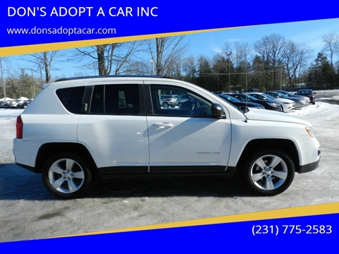 used 2011 jeep compass for sale in michigan. Black Bedroom Furniture Sets. Home Design Ideas