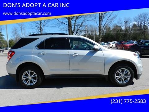 Don S Adopt A Car Inc Used Cars Cadillac Mi Dealer