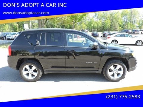 2013 Jeep Compass for sale in Cadillac, MI