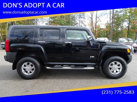 2008 HUMMER H3 for sale in Cadillac, MI