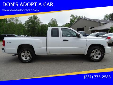 2011 RAM Dakota for sale at DON'S ADOPT A CAR in Cadillac MI
