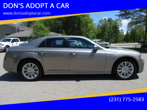 2014 Chrysler 300 for sale at DON'S ADOPT A CAR in Cadillac MI