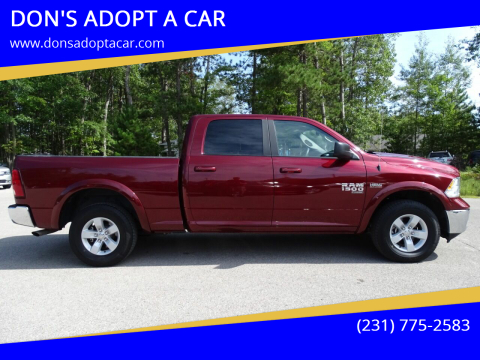 2020 RAM Ram Pickup 1500 Classic for sale at DON'S ADOPT A CAR in Cadillac MI