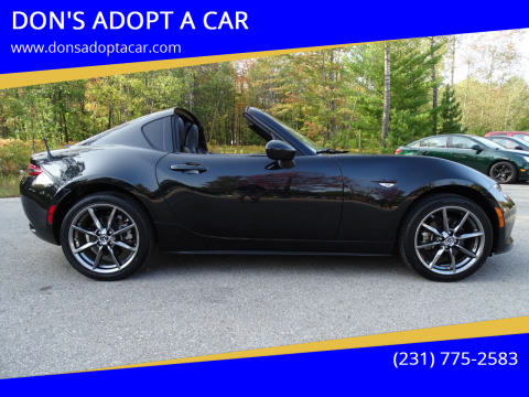 2020 Mazda MX-5 Miata RF for sale at DON'S ADOPT A CAR in Cadillac MI