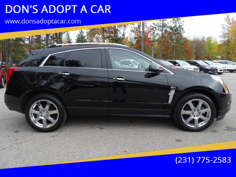 2012 Cadillac SRX for sale at DON'S ADOPT A CAR in Cadillac MI