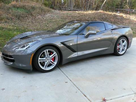 2016 Chevrolet Corvette for sale at Brown's Used Auto in Belmont NC