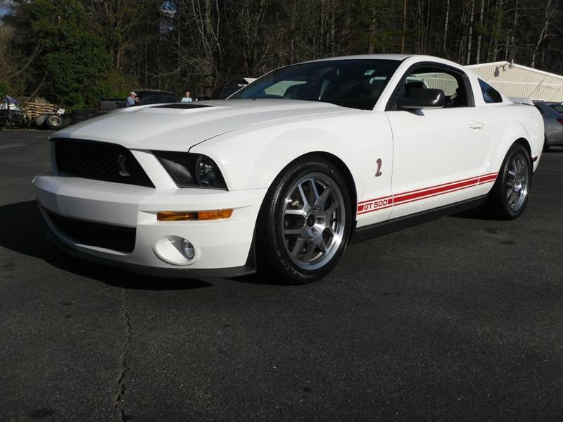 2009 Ford Shelby GT500 for sale at Brown's Used Auto in Belmont NC