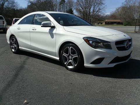 2014 Mercedes-Benz CLA for sale at Brown's Used Auto in Belmont NC