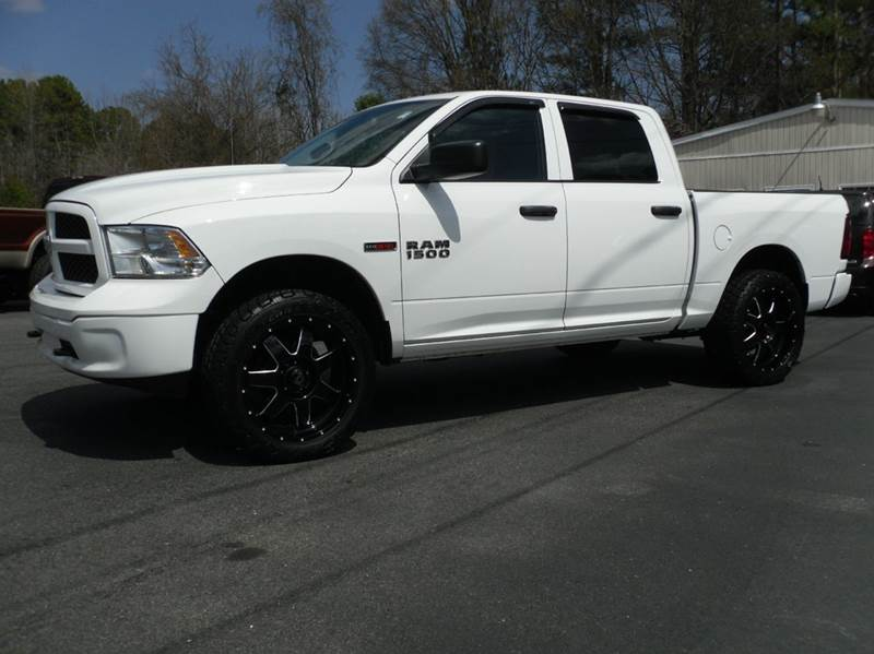2015 RAM Ram Pickup 1500 for sale at Brown's Used Auto in Belmont NC
