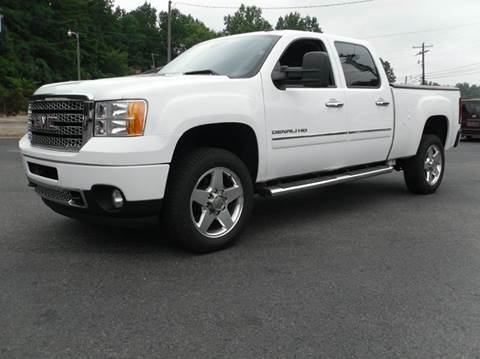 2012 GMC Sierra 2500HD for sale at Brown's Used Auto in Belmont NC