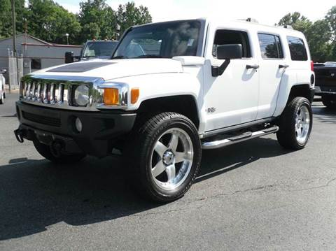 2006 HUMMER H3 for sale at Brown's Used Auto in Belmont NC