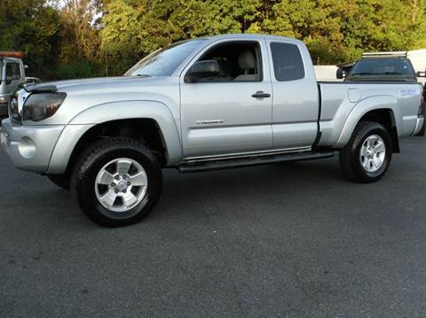 2010 Toyota Tacoma for sale at Brown's Used Auto in Belmont NC