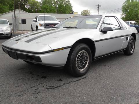 1985 Pontiac Fiero for sale in Belmont, NC