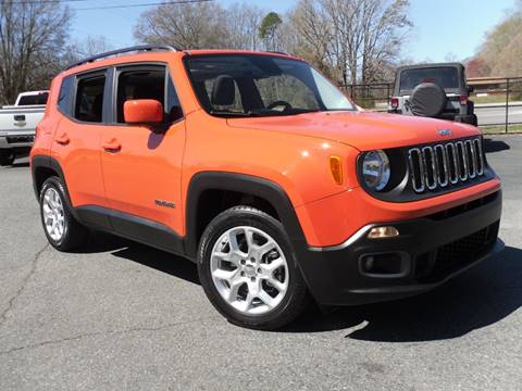 2015 Jeep Renegade for sale in Belmont, NC