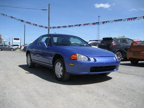 1993 Honda Civic del Sol for sale in Post Falls, ID