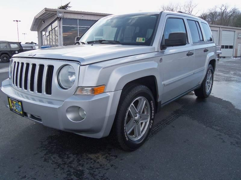 2008 Jeep Patriot For Sale At MasterTech Automotive In Staunton VA