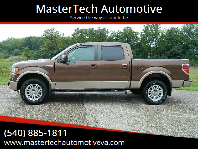 2011 Ford F-150 for sale at MasterTech Automotive in Staunton VA