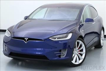 2016 Tesla Model X for sale in Lewisville, TX