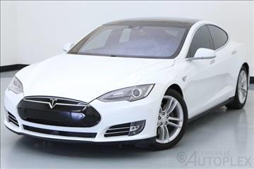 2016 Tesla Model S for sale in Lewisville, TX