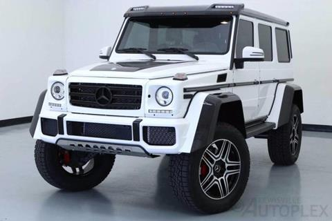 2017 Mercedes-Benz G-Class for sale in Lewisville, TX