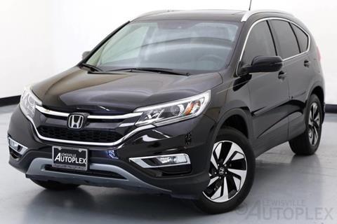 2015 Honda CR-V for sale in Lewisville, TX