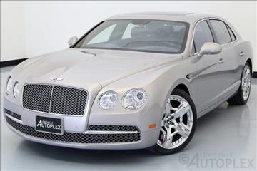 2014 Bentley Flying Spur for sale in Lewisville, TX