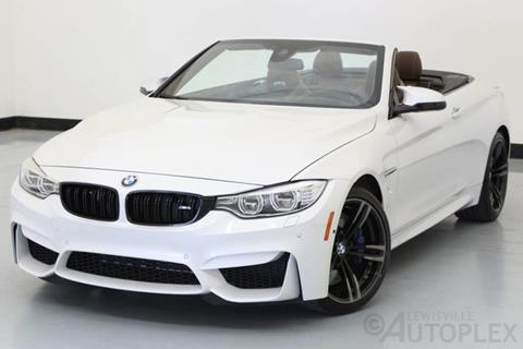 2016 BMW M4 for sale in Lewisville, TX