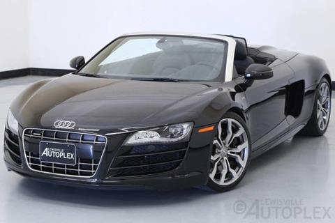2011 Audi R8 for sale in Lewisville, TX
