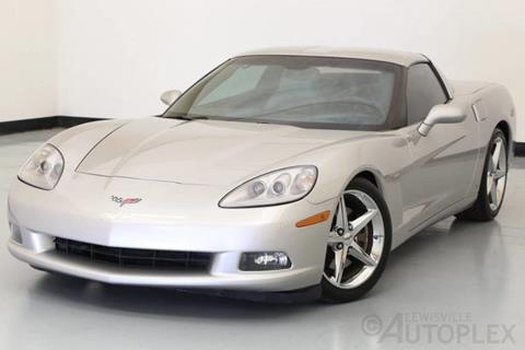 2007 Chevrolet Corvette for sale in Lewisville, TX