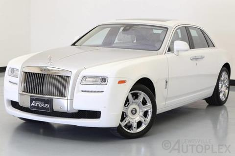 2014 Rolls-Royce Ghost for sale in Lewisville, TX