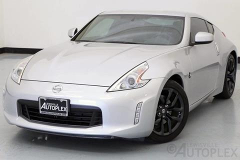 2017 Nissan 370Z for sale in Lewisville, TX