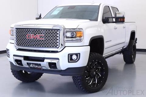 2015 GMC Sierra 2500HD for sale in Lewisville, TX