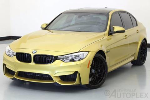 2017 BMW M3 for sale in Lewisville, TX