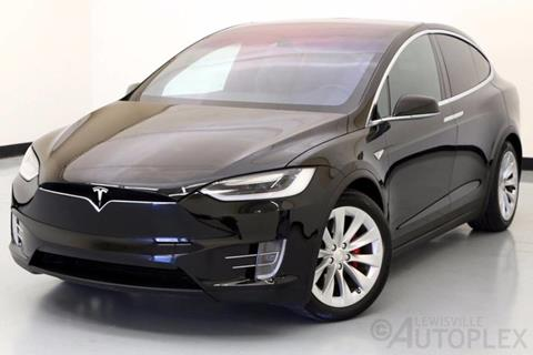 2016 Tesla Model X for sale in Lewisville, TX