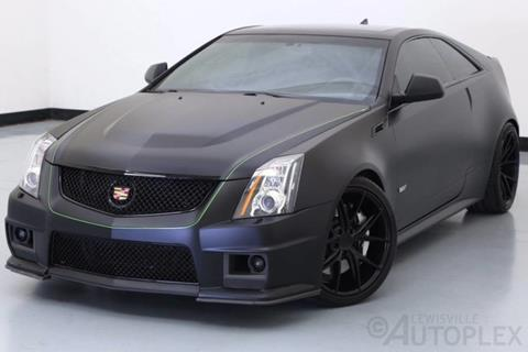 2011 Cadillac CTS-V for sale in Lewisville, TX