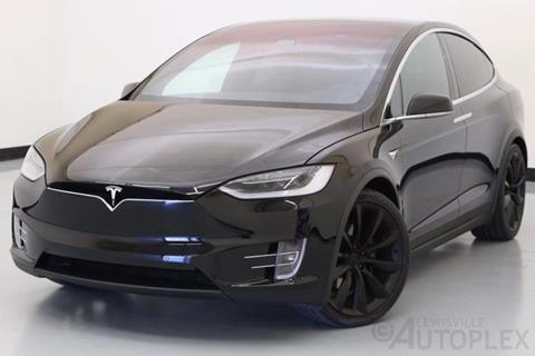 2017 Tesla Model X for sale in Lewisville, TX