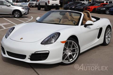 2015 Porsche Boxster for sale in Lewisville, TX