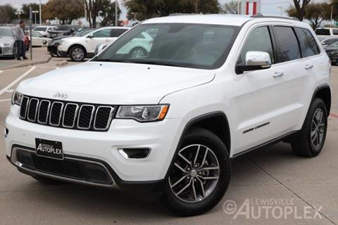 2018 Jeep Grand Cherokee for sale in Lewisville, TX