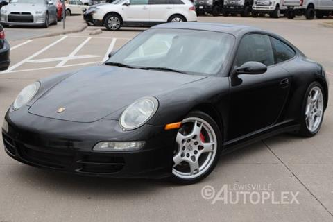2007 Porsche 911 for sale in Lewisville, TX