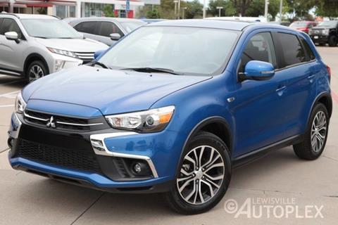 2019 Mitsubishi Outlander Sport for sale in Lewisville, TX