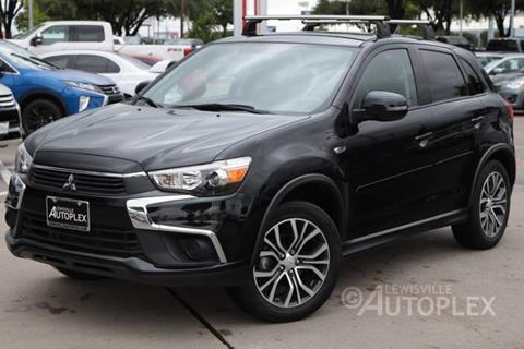 2016 Mitsubishi Outlander Sport for sale in Lewisville, TX