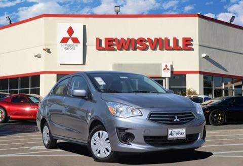 2019 Mitsubishi Mirage G4 for sale in Lewisville, TX