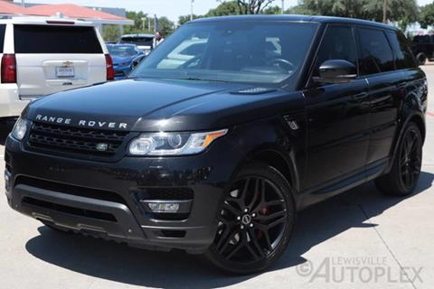 2014 Range Rover Sport For Sale >> 2014 Land Rover Range Rover Sport For Sale In Lewisville Tx