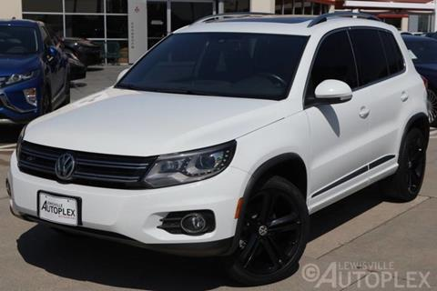 roof rack for 2012 vw tiguan