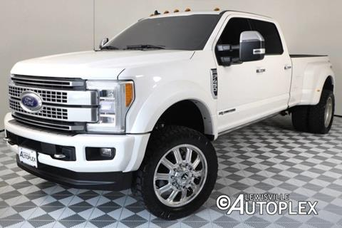 2019 Ford F-450 Super Duty for sale in Lewisville, TX