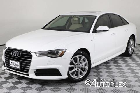 2018 Audi A6 for sale in Lewisville, TX