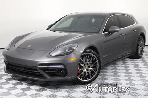 2018 Porsche Panamera for sale in Lewisville, TX